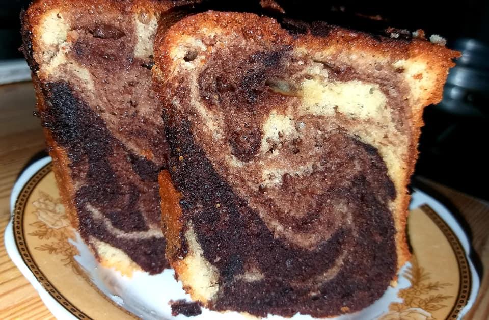 עוגת שיש מטריפה_מתכון של רוחמה כהן