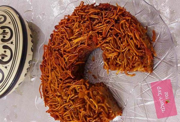 קוגל ירושלמי_מתכון של רוז טעים במטבח אוחנה