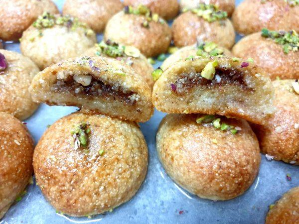 מתכון כתוב + סרטון להכנת עוגיות מדהימות לפורים … קלות וטעימות .. היישר מטורקיה_מתכון של ירדנה ג'נאח