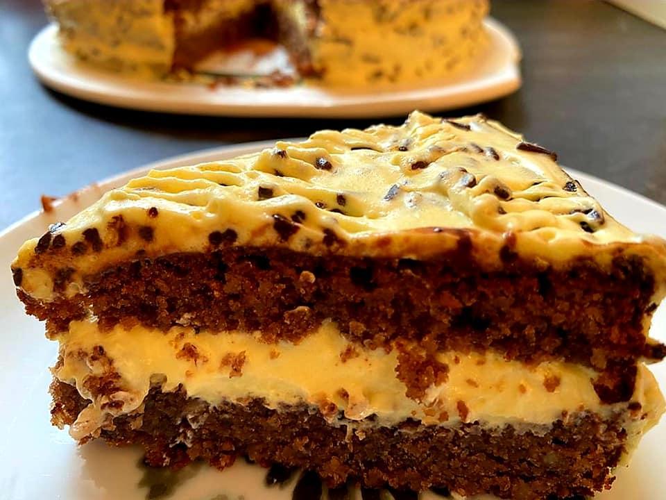 עוגה מטריפה ללא קמח כשרה לפסח_מתכון של ברכה זולינג