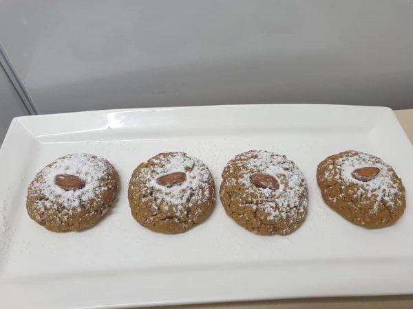עוגיות בסיסה_מתכון של ירדנה ג'נאח