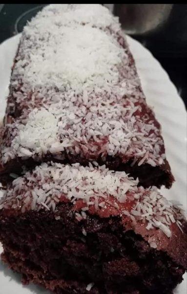 עוגת שוקולד קלה_מתכון של ברכה זולינג