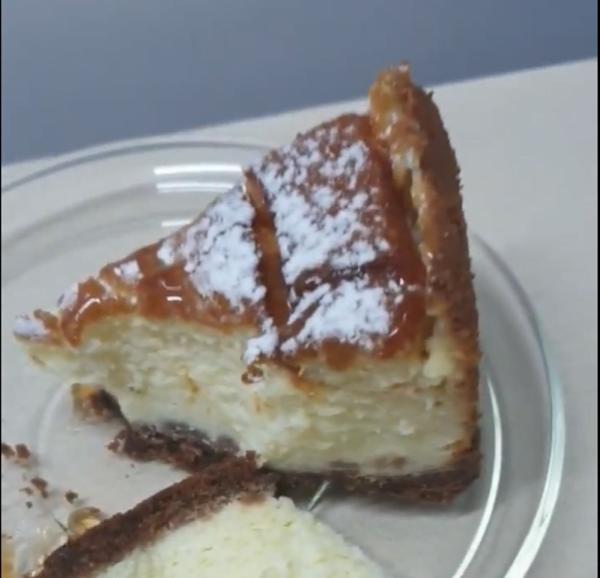 מתכון כתוב + סרטון המחשה להכנת עוגת יוגורט ושמנת טעימה ברמה ❤__מתכון של ירדנה ג'נאח