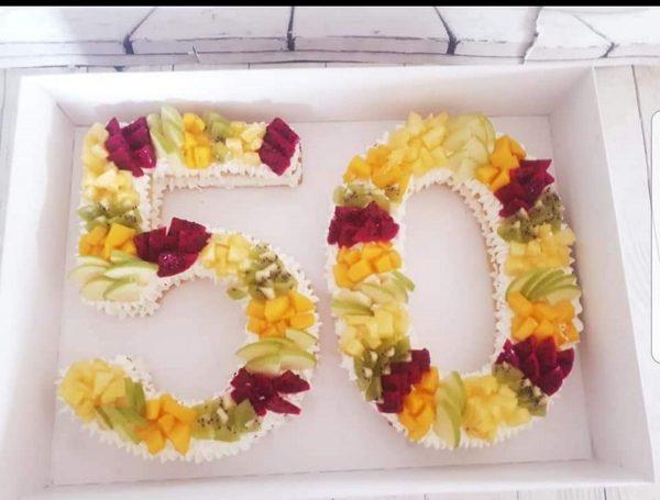 עוגת מספרים ליום הולדת_מתכון של אבי אלמדוי