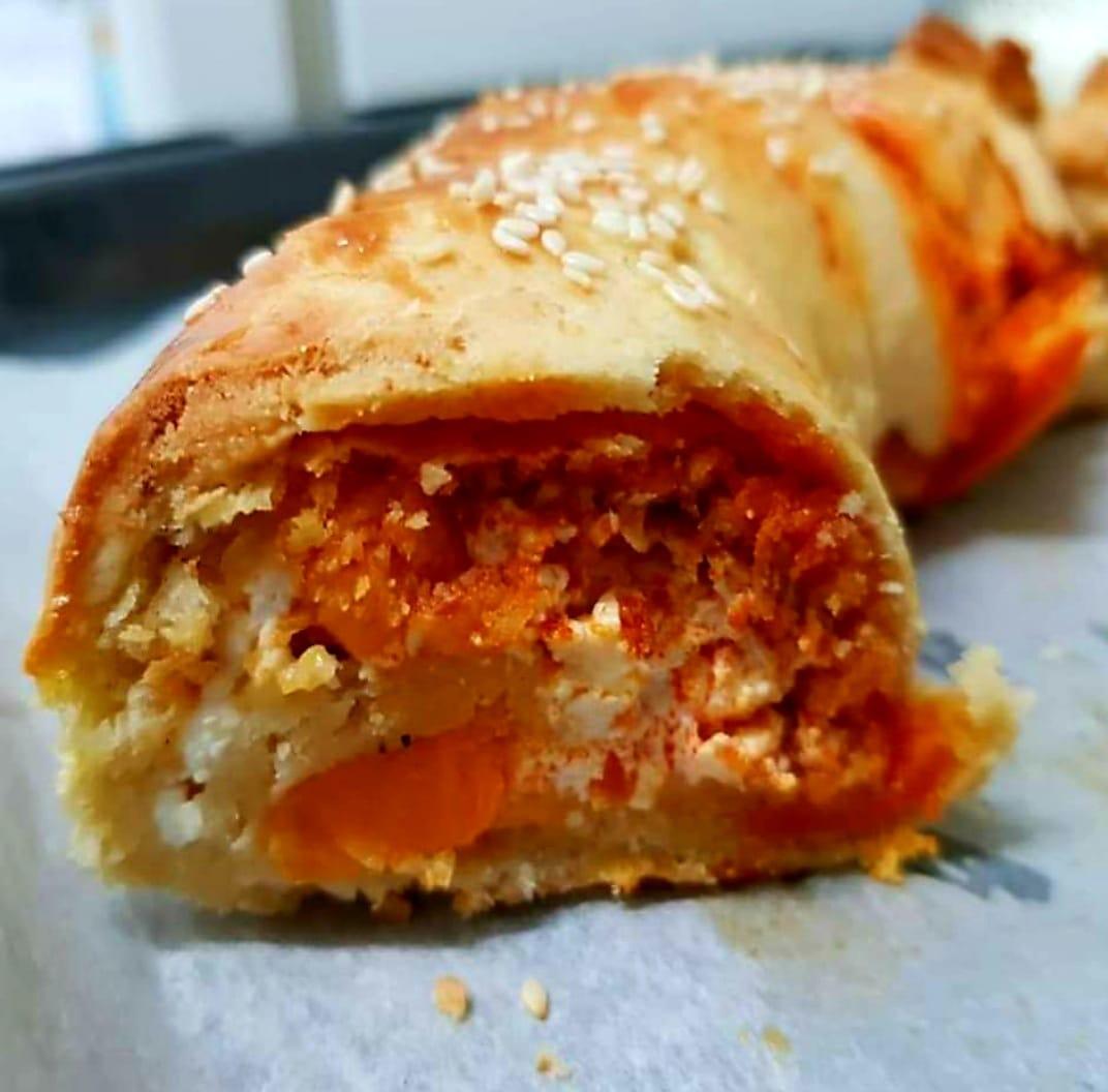 מאפה במילוי גבינות ובטטה_מתכון של ירדנה ג'נאח
