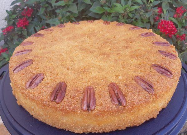 עוגת בסבוסה במילוי מלבי_מתכון  של אפרת מילוא טויטו