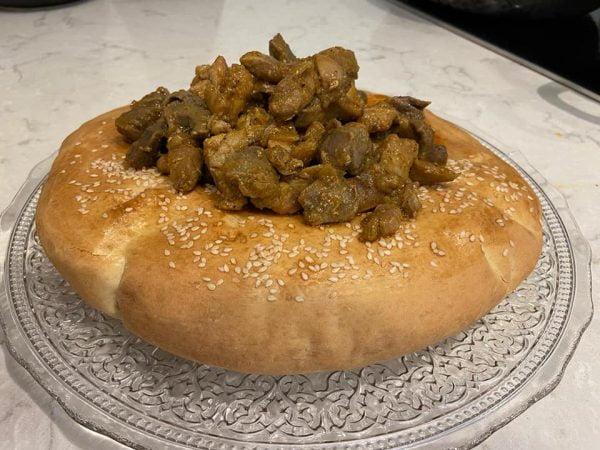 לחם כוסמין עם מעורב ירושלמי❤_מתכון של אילנה בוכריס