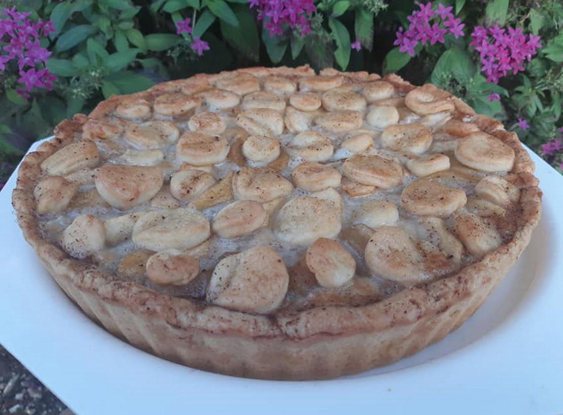 פאי תפוחים עם קרם שקדים_מתכון  של אפרת מילוא טויטו