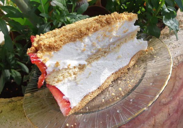 עוגת גבינה פירורים בשתי שכבות_מתכון  של אפרת מילוא טויטו