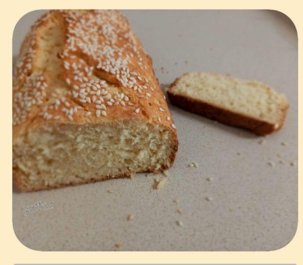 לחם קסטן לפסח_מתכון של המטבח של יפה רייפלר מתכונים