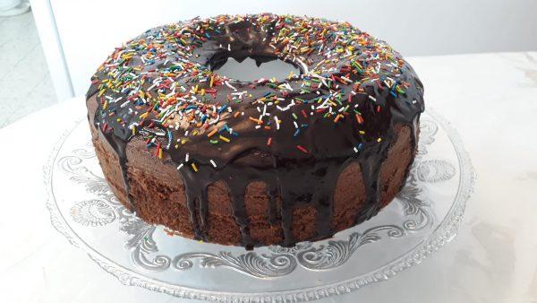 עוגת טורט שוקולד גבוהה 🌷🌷🌷_מתכון של תהילה גיל