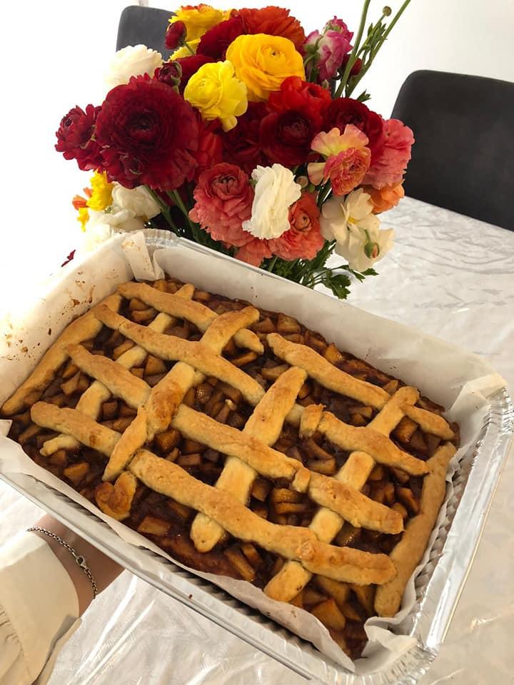 בצק פריך עם ריבה/ שוקולד/ תפוחים_מתכון של אילנה בוכריס