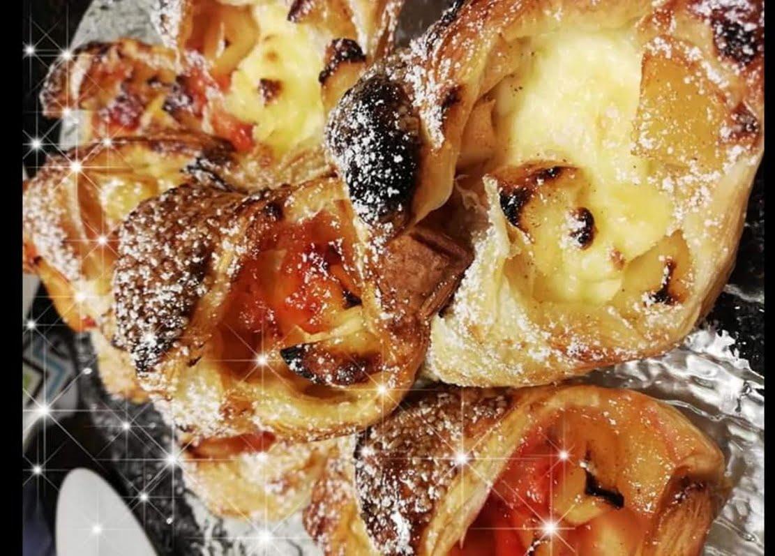 מאפה תפוחים 😋🎊_מתכון של ברכה זולינג