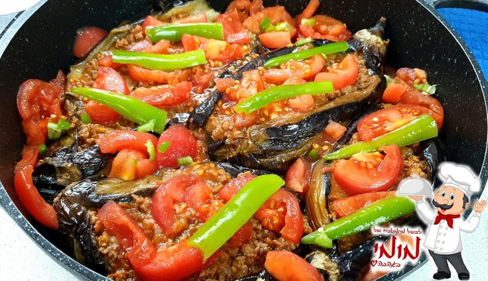 אימאם בלאדי, תבשיל מהמטבח הטורקי_מתכון של טלי כהן שטרלינג – מאסטר מתכונים