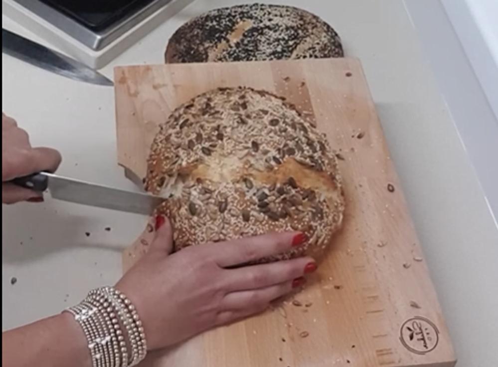 לחם מכולת_מתכון של ירדנה ג'נאח – מאסטר מתכונים