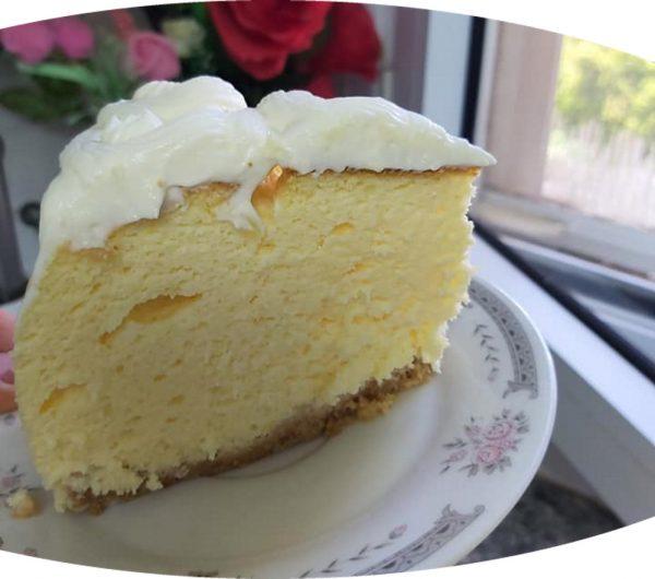 עוגת גבינה לשבועות_מתכון של גיטה סלע – מאסטר מתכונים