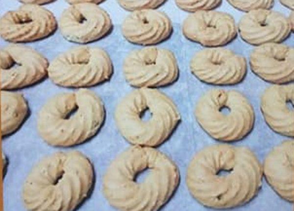 """כעך במסוכר…עוגיות מתוקות_מתוך חוברת המתכונים הטריפוליטאית של רחל שטיבי ז""""ל – מאסטר מתכונים"""
