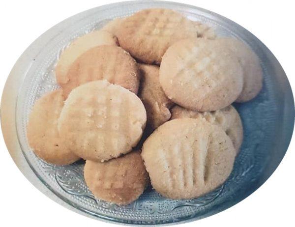 """עוגיות רייבה_מתוך חוברת המתכונים הטריפוליטאית של רחל שטיבי ז""""ל – מאסטר מתכונים"""