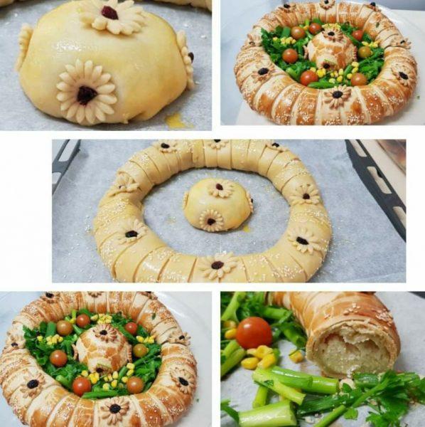 מאפה גבינות ..מושלם קריספי וטעים_מתכון של ירדנה ג'נאח – מאסטר מתכונים