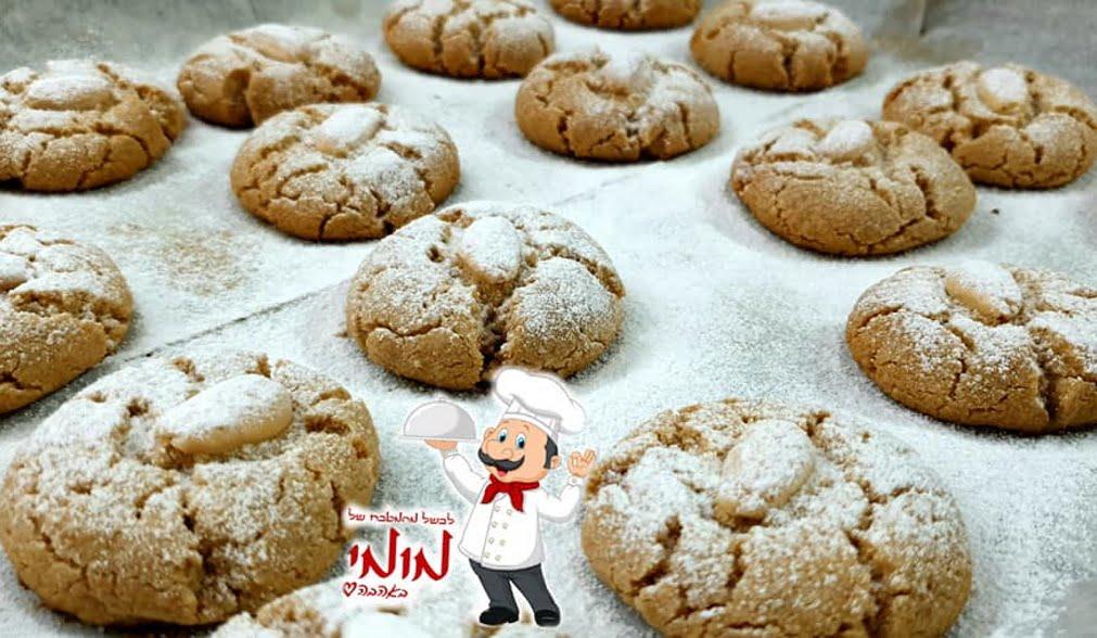 עוגיות טחינה מכוסמין מלא_מתכון של טלי כהן שטרלינג – מאסטר מתכונים