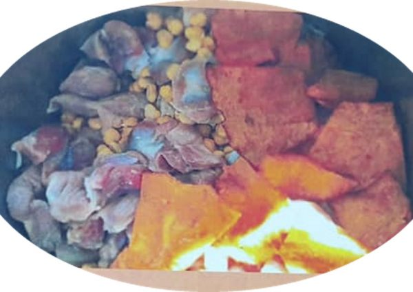 """טבחה דלעת _מתוך חוברת המתכונים הטריפוליטאית של רחל שטיבי ז""""ל – מאסטר מתכונים"""