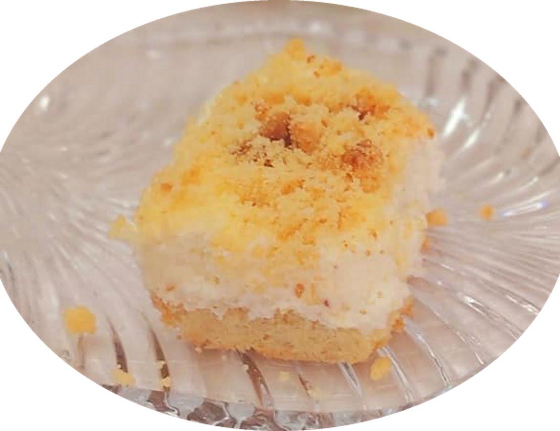 עוגת גבינה פירורים_מתכון של רוז טעים במטבח אוחנה – מאסטר מתכונים