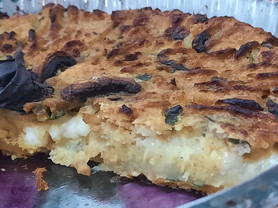פשטידת תפוחי אדמה במילוי גבינות ועוד…..משגעת_מתכון של גילה כהן אבני – מאסטר מתכונים
