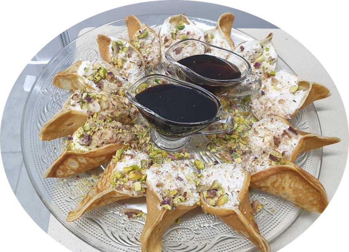 קטאייף … מתאים לשבועות או לכל אירוע חגיגי ❤ כל ביס עונג ❤_מתכון של ירדנה ג'נאח – מאסטר מתכונים