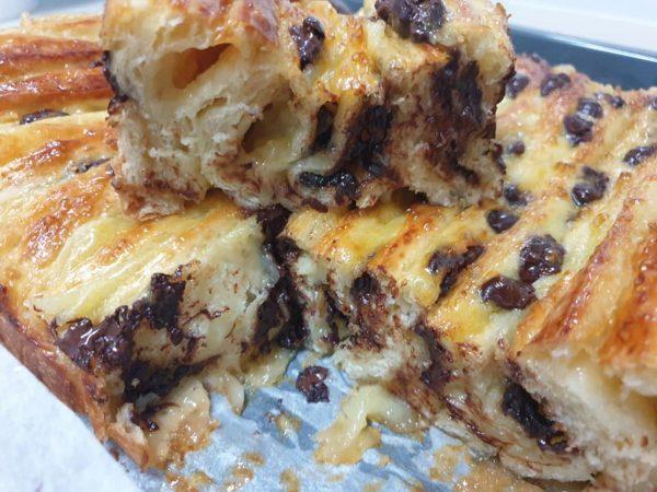 """עוגת שמרים עם קרם וניל …אמאאאא לה כמה טעים_מתכון של מלי מאירוב ע""""י ירדנה ג'נאח – מאסטר מתכונים"""