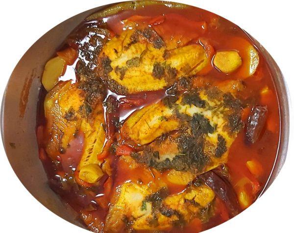 דג  מושט מרוקאי_מתכון של רוז טעים במטבח אוחנה – מאסטר מתכונים