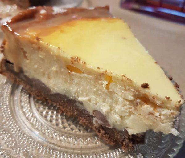 עוגת גבינה למון קרד (קרם לימון)_מתכון של נורית יונה – מאסטר מתכונים