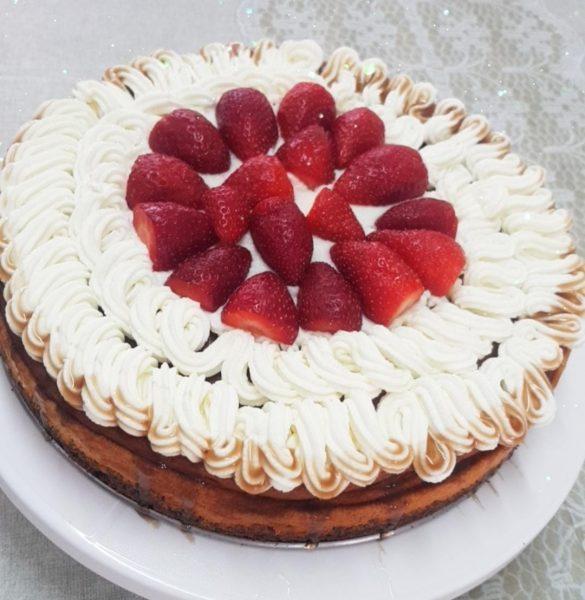 עוגת גבינה לחג השבועות_מתכון של אבי אלמדוי – מאסטר מתכונים