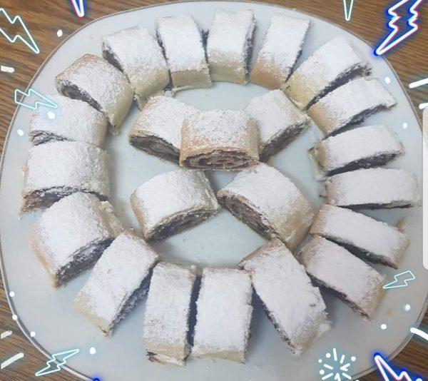 עוגיות תמרים פריכות_מתכון של אבי אלמדוי – מאסטר מתכונים