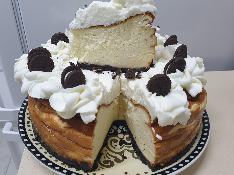 עוגת גבינה ❤_מתכון של ירדנה ג'נאח – מאסטר מתכונים