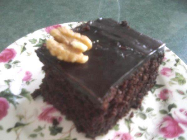 עוגה כושית בקוקוס לפסח  ו של  פירגה_מתכון של גילה כהן אבני – מאסטר מתכונים