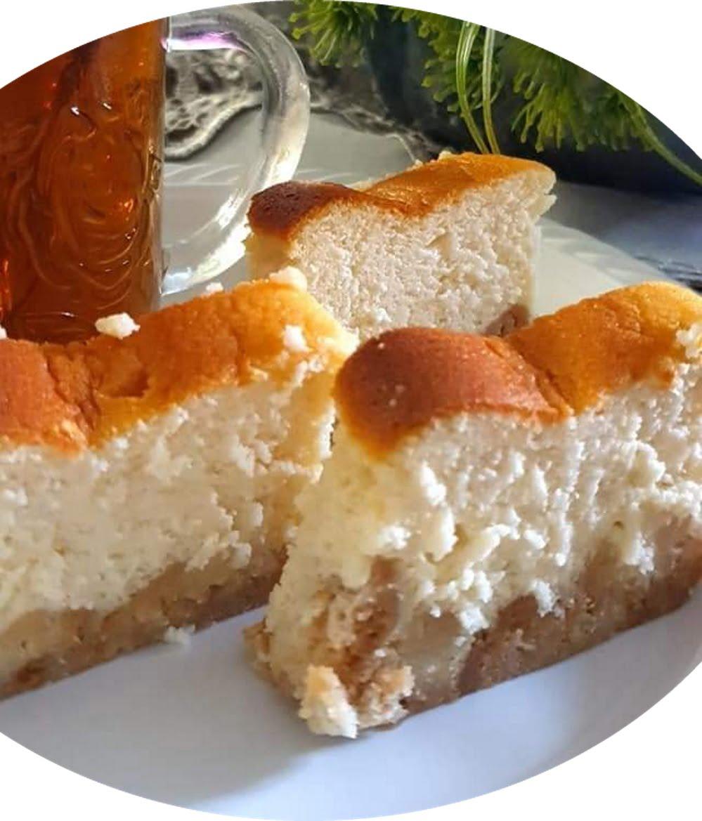 עוגת גבינה אפויה ומוצלחת😋_מתכון של גלית נחמן- מאסטר מתכונים