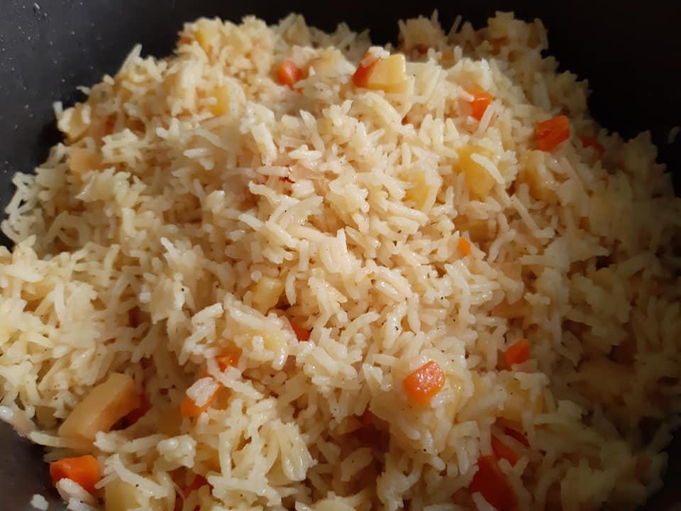 אורז בסמטי עם ירקות_מתכון של גילה כהן אבני – מאסטר מתכונים