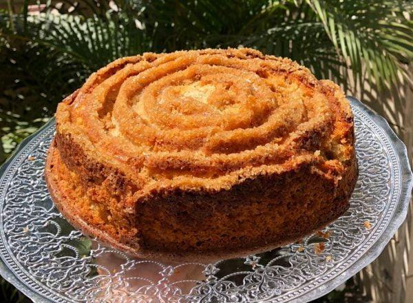 עוגת חלווה לכבוד שבת קודש❤_מתכון של אילנה בוכריס – מאסטר מתכונים