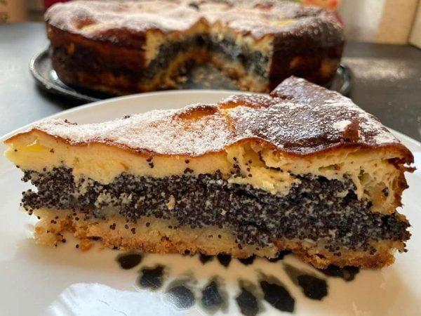 עוגת אגסים ופרג משגעת 🔥_מתכון של ברכה זולינג – מאסטר מתכונים