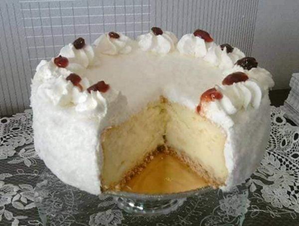 עוגת גבינה – כל סודות עוגת הגבינה הקלסית _מתכון  של מגי נוני מרגלית – מאסטר מתכונים