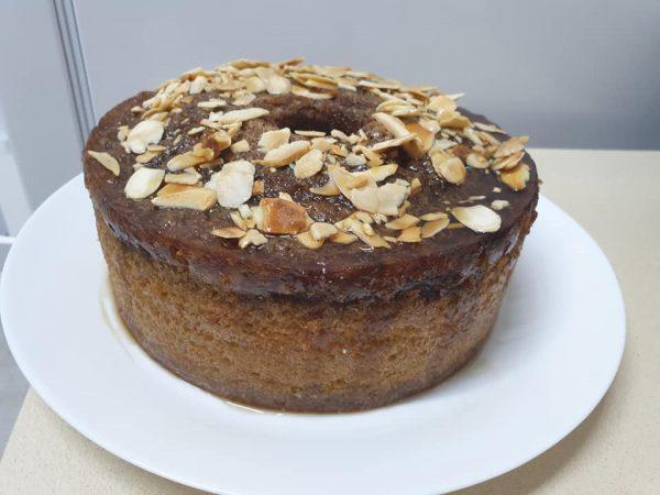 עוגת מייפל מושלמת של חברה יקרה לורי שביט_מתכון של ירדנה ג'נאח – מאסטר מתכונים