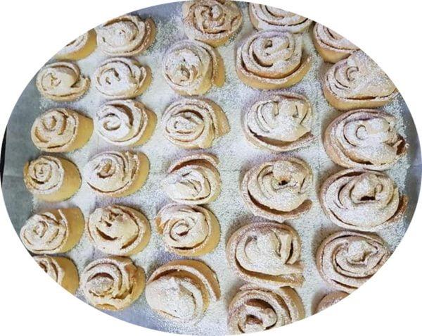 עוגיות שושנים_מתכון של אבי אלמדוי – מאסטר מתכונים
