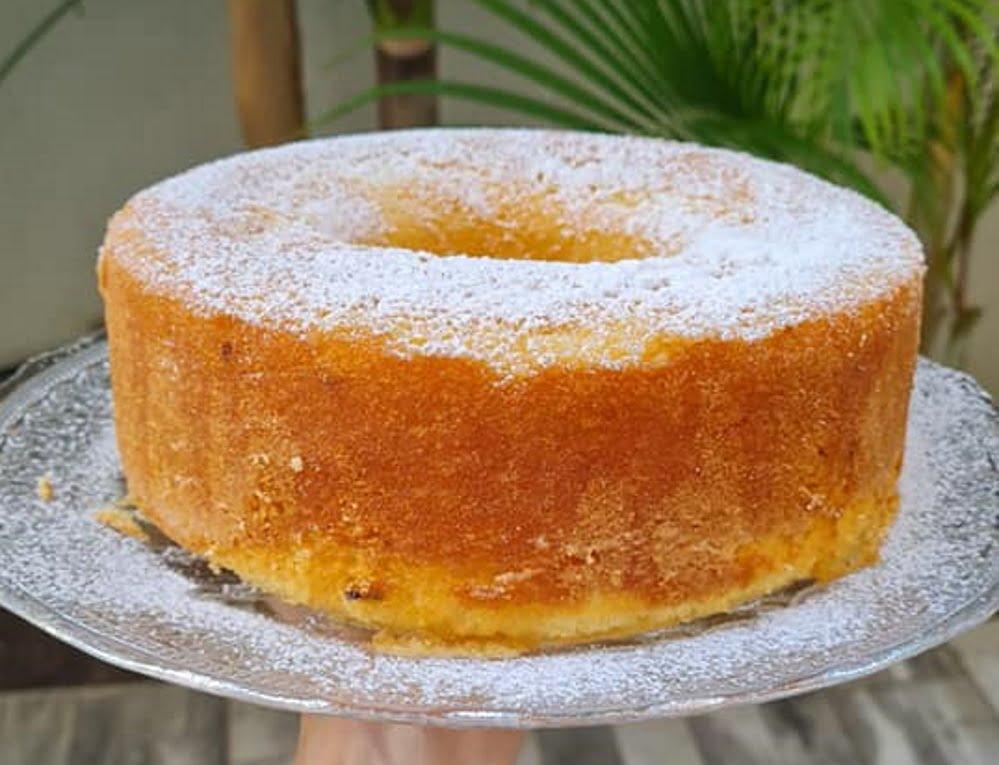 עוגת לימון משגעת ❤_מתכון של אילנה בוכריס – מאסטר מתכונים