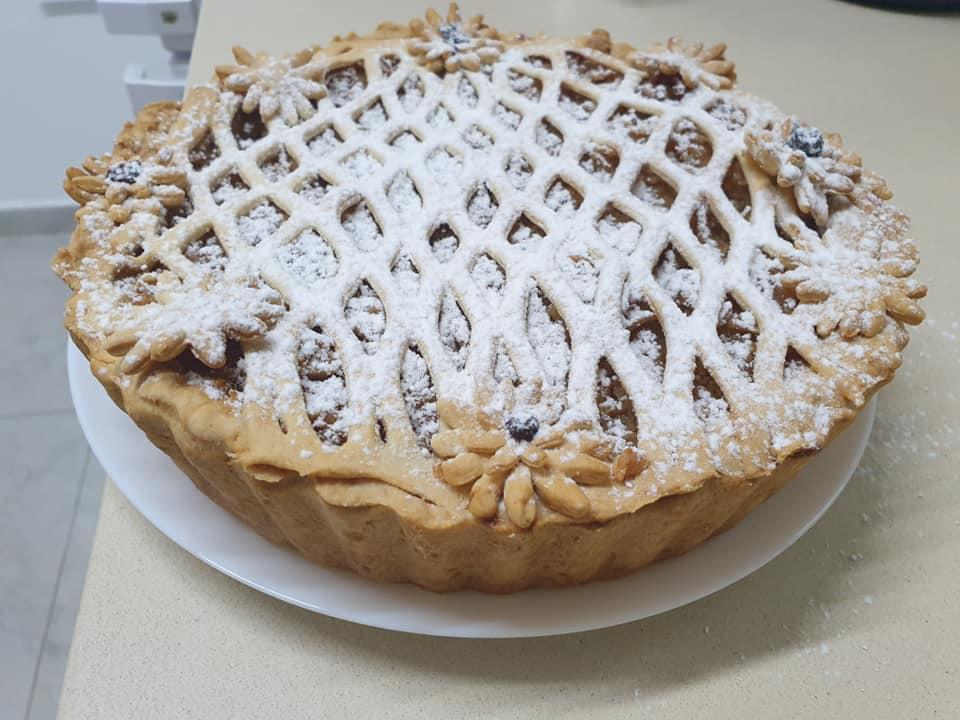 מתכון כתוב + סרטון להכנת פאי תפוחים טעים טעים__מתכון של ירדנה ג'נאח – מאסטר מתכונים