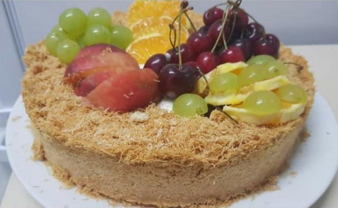 עוגת קדאיף_מתכון של ירדנה ג'נאח – מאסטר מתכונים