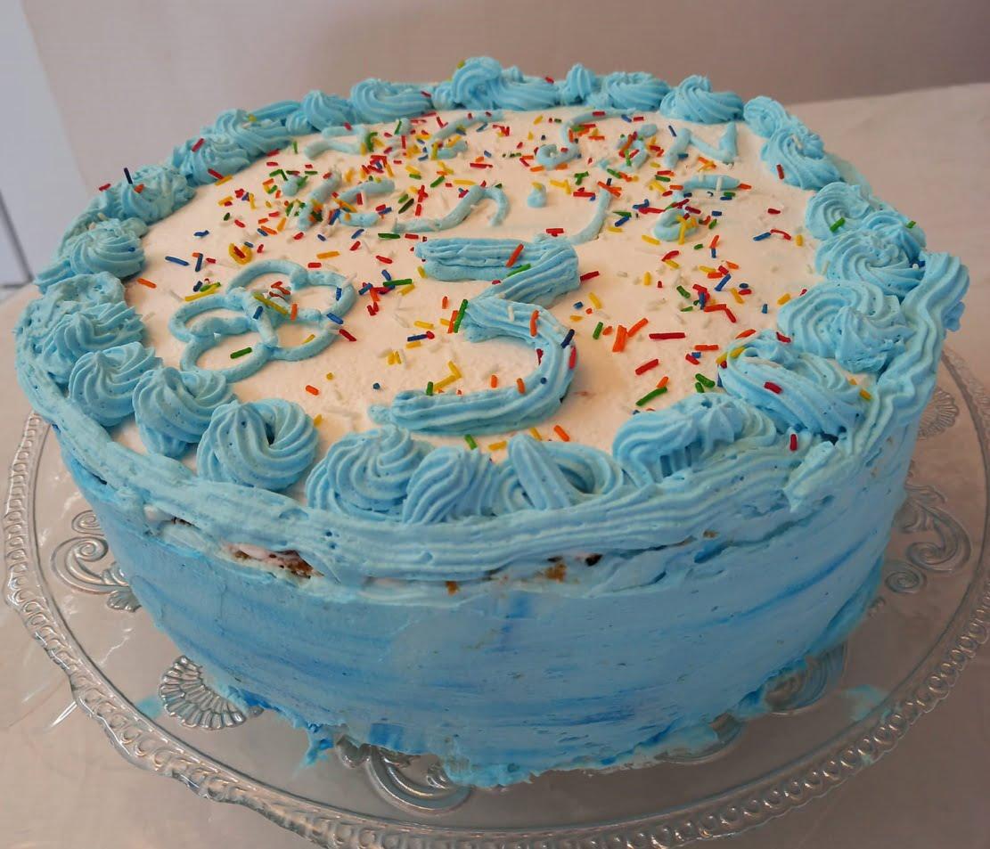 עוגה חגיגית ליום הולדת🎂🎂🎂_מתכון של תהילה גיל – מאסטר מתכונים