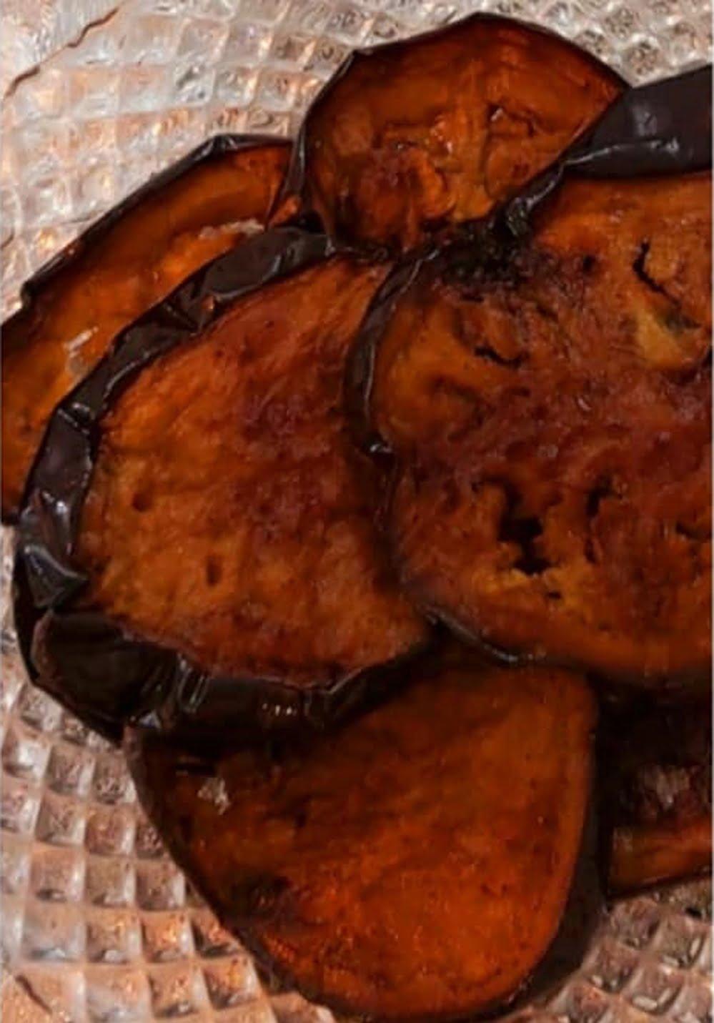 סלט חציל מטוגן_מתכון של רוז טעים במטבח אוחנה – מאסטר מתכונים