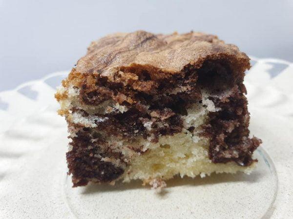 """עוגת שיש מעלפת_מתכון של שפרה אזולאי , הועלה ע""""י ירדנה ג'נאח – מאסטר מתכונים"""