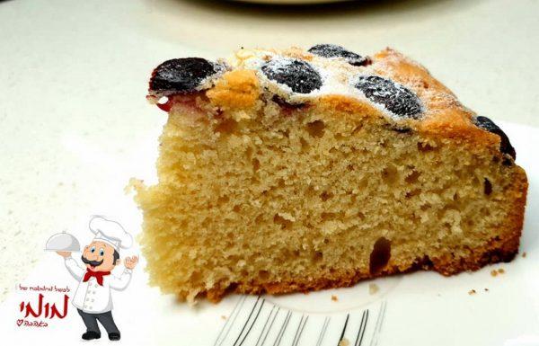 עוגת דובדבנים 🍒של סבתא👵בדיוק כמו פעם🍰_מתכון של טלי כהן – מאסטר מתכונים