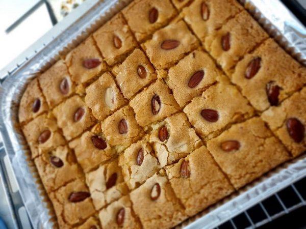 עוגת ספרה – סולת_מתכון של אילנה בוכריס – מאסטר מתכונים